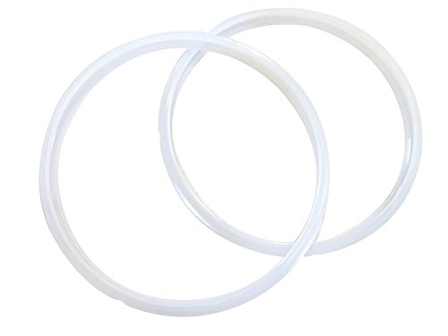 Instacrock 2-Pack of Compatible Pressure Cooker Sealing Ring