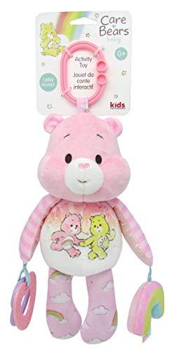 Care Bears Developmental Activity Toy, Cheer Bear - Pink