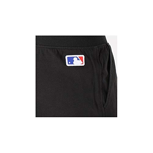 Los Team Dodgers maniche misto New Ft Era adulto Pantaloni corte Angeles Apparel a Losdod nero Short blk Y5wqCx