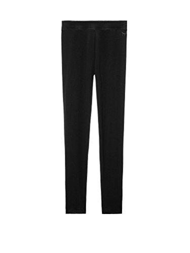 Victoria's Secret PINK Lounge Legging Pant Small Black