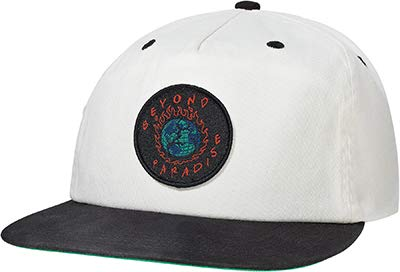 Globe New World Cap Gorra, Hombre, Milk, Talla Única: Amazon.es ...