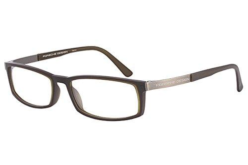 db45faf9908e Porsche Design Men s Eyeglasses P 8240 P8240 Full Rim Optical Frame - Buy  Online in Oman.