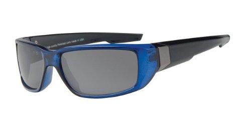 revex polarizadas deportivo Hombre Gafas de sol Sport Biker Cilindro de gafas con bolsa azul talla única: Amazon.es: Ropa y accesorios