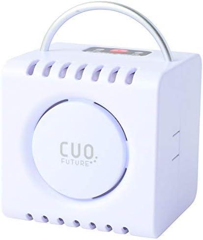 \累計1万5000台突破/オゾン発生器 CUOFUTURE クオフューチャー 日本製 オゾン脱臭機タイプの空気清浄機