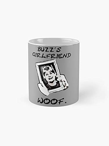 Home Alone: Buzz'S Girlfriend 11oz Mug - Made from Ceramic - Great gift for family and friends