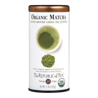 REPUBLIC OF TEA Matcha Powder, 1.5 Ounce (Pack of 1) by The Republic of Tea