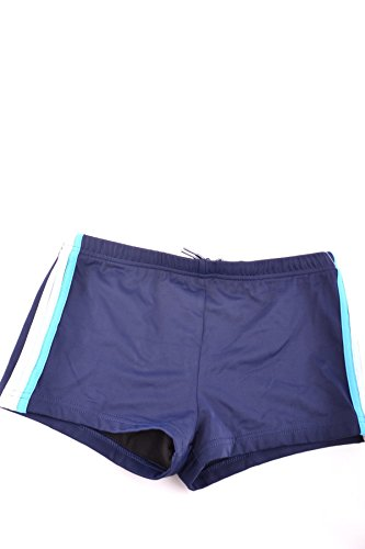 Sundek Men's Mcbi288024o Blue polyamide Trunks by Sundek