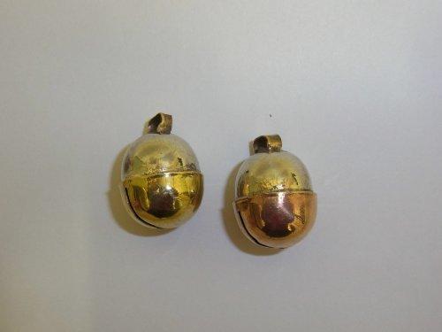 Falconry high tone/dual tone bells (size 7)