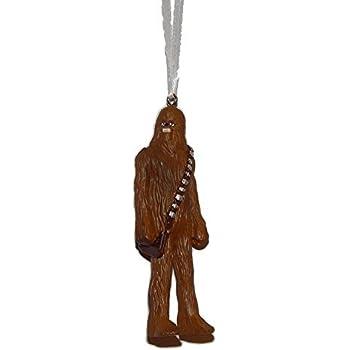 hallmark star wars chewbacca christmas tree ornament - Chewbacca Christmas Ornament