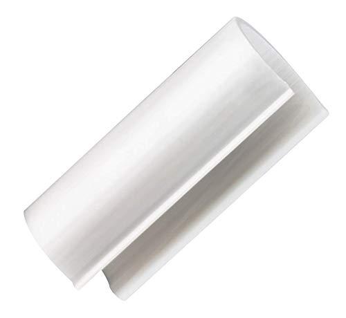 CIRCOPACK 1-1/4 Light Grip Snap-Clamp (20 pcs) ABS Furniture Grade by CIRCOPACK (Image #7)