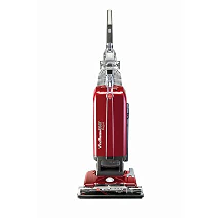 Hoover WindTunnel Max Bagged Upright Red UH30600