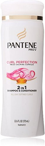 Pantene Pro-V Curly Hair Series Dry to Moisturized 2 in 1 Sh