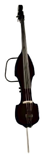 Palatino VE-500-BK Electric Upright Bass, Black