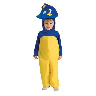 Rubies Backyardigans Child Costume, Pablo Penguin, (Uniqua Kids Costumes)