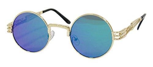 Soleil Turquoise 100 Lunettes Bleu U V CE Mixte de Certifié 5zpxwqgp