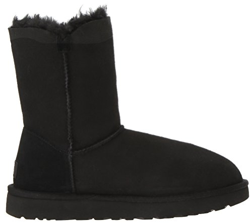 UGG Women's Bailey Button II Winter Boot, Black, 9 B US by UGG (Image #7)