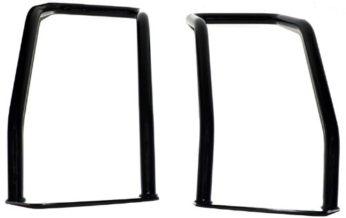 (WARN 75590 Trans4mer Brush Guard - Black)
