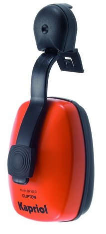 Cuffie antirumore per Casco Kapriol Airkap bianco giallo o arancio accessori  a scelta 3371f2d6d114
