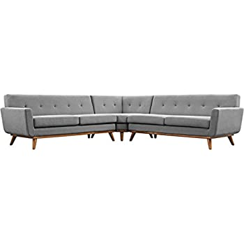 l shaped sectional couch covers sofa this item engage mid century modern upholstered fabric in expectation gray