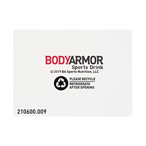 BODYARMOR Sports Drink Sports Beverage, Gold Berry, Natural Flavors With Vitamins, Potassium-Packed Electrolytes, No Preservatives, Perfect For Athletes, 16 Fl Oz (Pack of 12)
