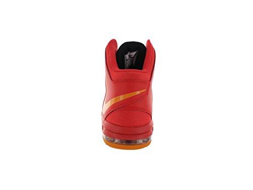 Scarpe Da Basket Nike Mens Air Max Actualizer Nero / Kumquat / Lt Crimson