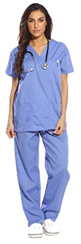 Doctor Love Costumes - Just Love Women's Ceil Scrub Set