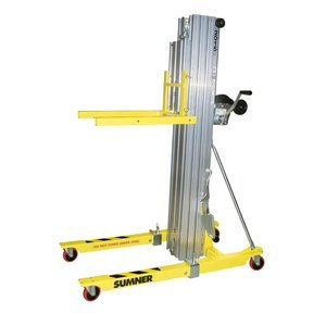 Sumner Manufacturing 783701 2015 Material Lift, 16'-2-1/2'' Maximum Height, 800 lb. Lifting Capacity by Sumner Manufacturing