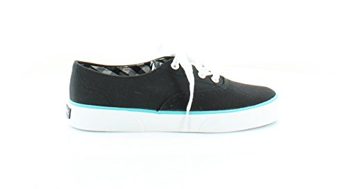 Sperry Top-sider Pier Edge Femmes Sandales Et Tongs Noir