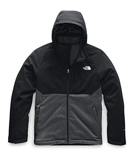 The North Face Men's Apex Elevation Jacket, TNF Black/Asphalt Grey, M
