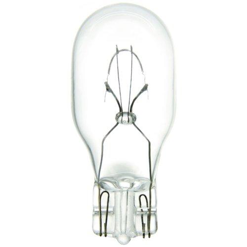 Sunlite 927 6.12W/T5/6V/CL/W 6.12-watt 6-volt Wedge Based Miniature T5 Bulb, Clear, 10 Pack