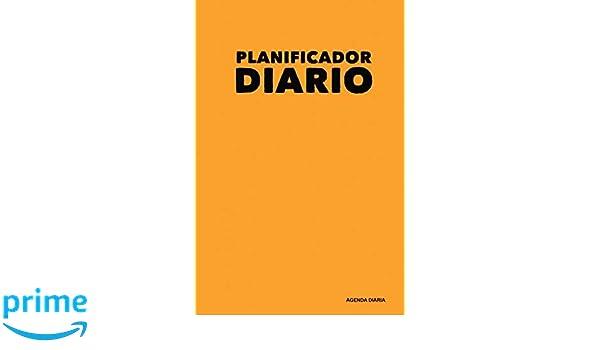 Planificador Diario - Agenda Diaria: Naranja (1), 90 Dias ...