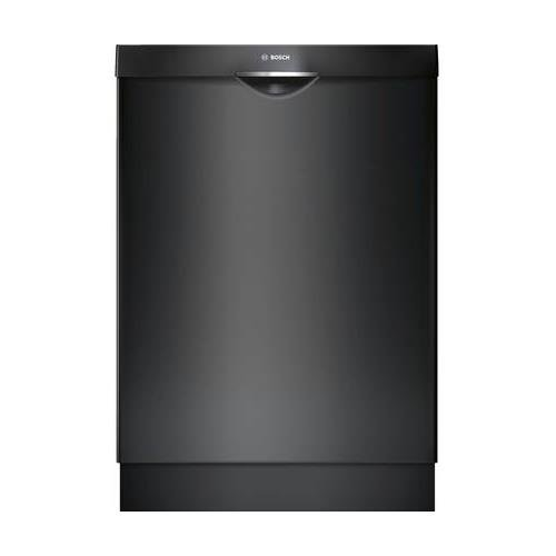 Bosch SHSM63W56N 300 Series 24″ Built In Fully Integrated Dishwasher with 5 Wash Cycles, in Black