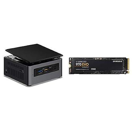 Amazon Com Intel Nuc Mini Pc Kit Nuc7i7bnh Intel Core I7