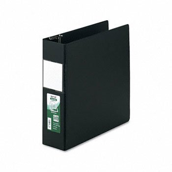 SAM16380 - Samsill Clean Touch Antimicrobial Locking D-Ring Binder by Samsill