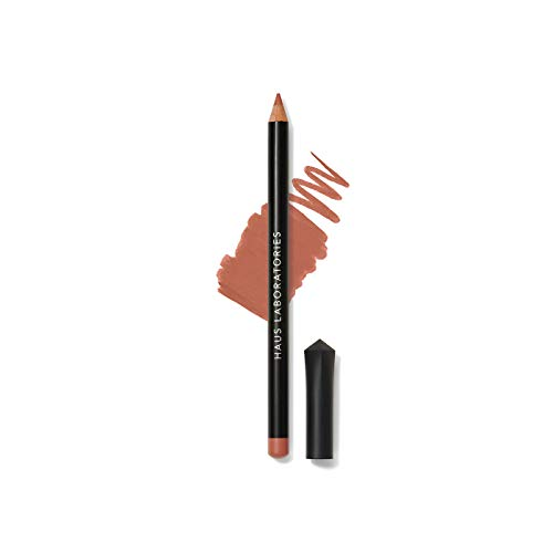 HAUS LABORATORIES By Lady Gaga: RIP LIP LINER | Demi-Matte Water-Resistant Lip Liner Pencil Available in 16 Colors, Precise & Long Lasting Lip Liner or Lipstick Finish, Vegan & Cruelty-Free