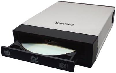 Gear Head 24X External Optical Drive
