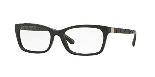 Burberry Women's BE2220 Eyeglasses & Cleaning Kit Bundle