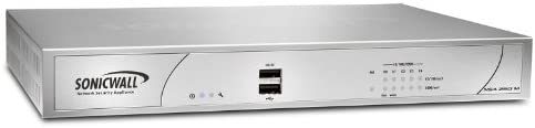 SonicWALL NSA 250M Network Security Appliance Firewall Only (01-SSC-9755)