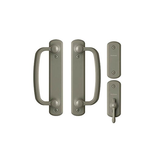 Andersen® Albany 4-Panel Gliding Door Hardware Set in Stone by Andersen Windows (Image #1)