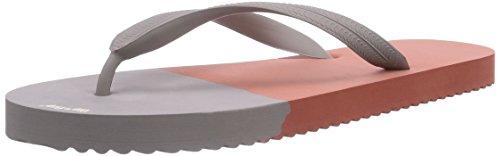 flip*flop - Sandalias de caucho para mujer Mehrfarbig (868 clay/alpes)