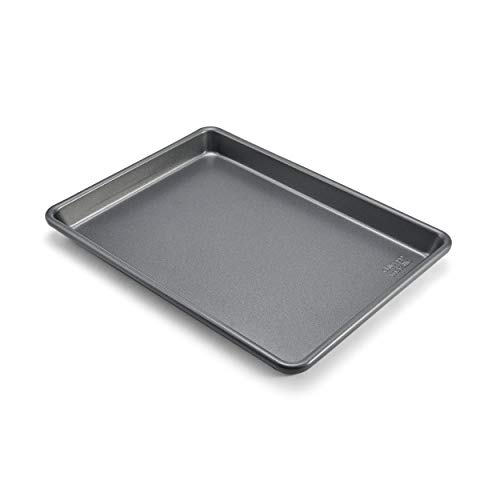 - Chicago Metallic Commercial II Non-Stick Small Jelly Roll Pan, 13 by 9.5-Inch