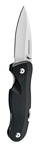Leatherman-Crater-C33-Folding-Knife-Stainless-Steel