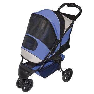 Pet Gear Sportster Pet Stroller, Lilac