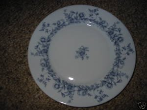 Arcopal China Salad Plate (Made in France)