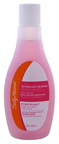 Sally Hansen Polish Remover 8oz. Strengthening