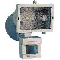 Heathco HZ-5511-WH 150 Watt White Compact Motion Sensing ()