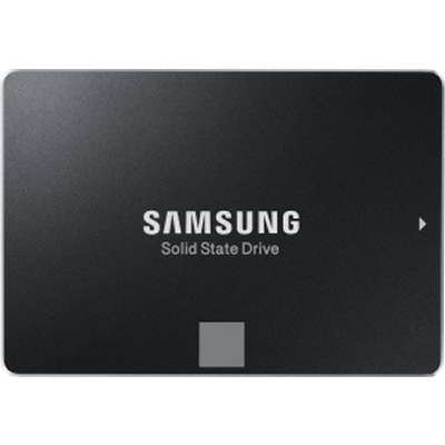 Samsung MZ-75E1T0B/AM MZ-75E1T0B/AM 2.5' 1TB SATA III 3-D Vertical Internal Solid State Drive (SSD)