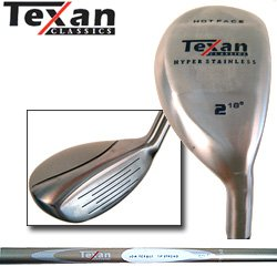 Texan Classics Lady #4 Utility Hybrid Iron-Wood Golf Club, Outdoor Stuffs