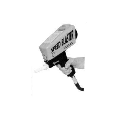 Unitec 007R - Sandblast Gun Red Pistol Grip
