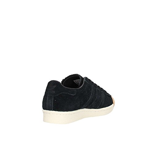 Metallic Superstar Sneakers black Pack brown Golden adidas 80S Low WoMen Top wCtqfwRU